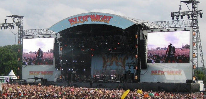 Isle of Wight Festival Main Stage