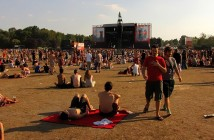 Sziget Festival Main Stage