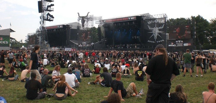 Wacken Open Air Main Stage