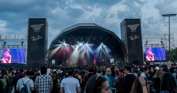Primavera Sound main stage
